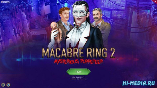 Macabre Ring 2: Mysterious Puppeteer (2019) ENG