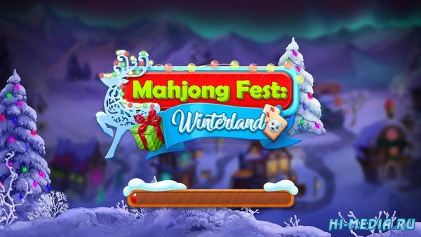 Mahjong Fest: Winter Wonderland (2019) ENG