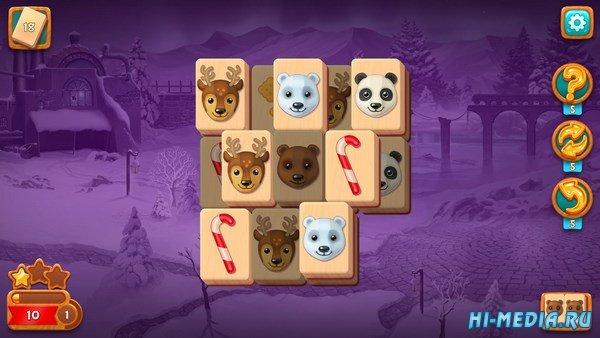 Mahjong Fest: Winter Wonderland (2019) ENG