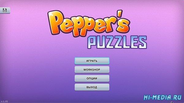 Pepper's Puzzles (2017) RUS