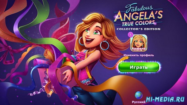 Fabulous 5: Angela's True Colors Collector's Edition (2019) RUS