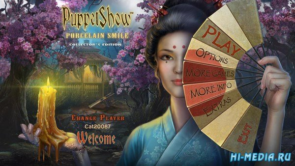 PuppetShow 15: Porcelain Smile Collectors Edition (2019) ENG