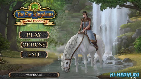 The Far Kingdoms: Magic Mosaics II (2019) ENG