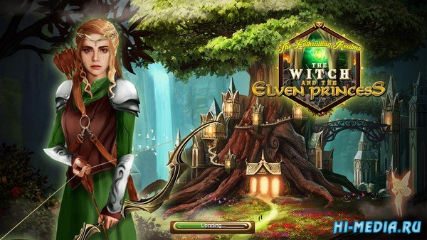 The Enthralling Realms 4: The Witch and the Elven Princess (2019) ENG