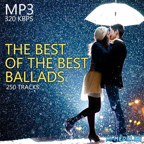 VA - The Best Of The Best Ballads (2019) MP3