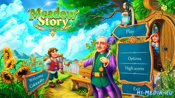 Meadow Story (2019) ENG