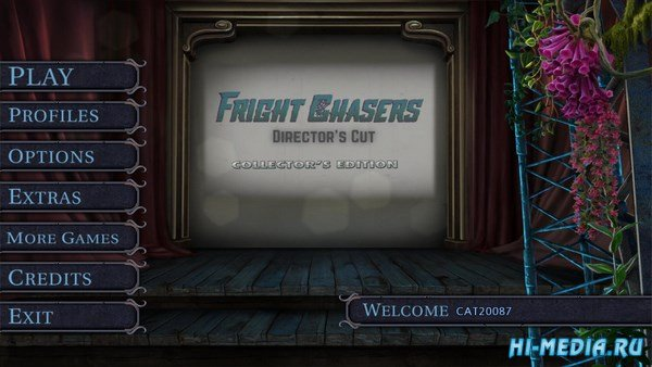 Fright Chasers 3: Directors Cut Collectors Edition (2019) ENG