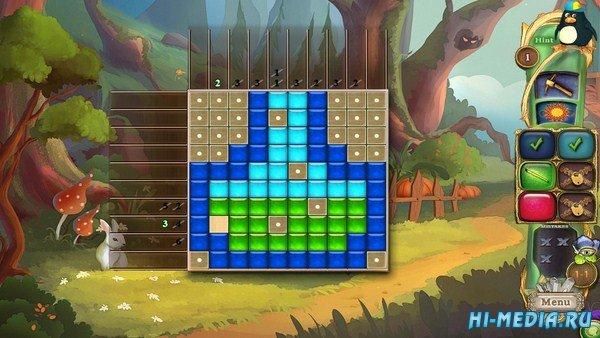 Fantasy Mosaics 33: Inventor's Workshop (2019) ENG