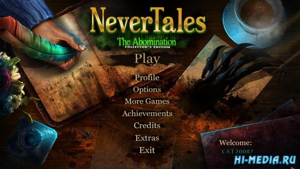 Nevertales 8: The Abomination Collectors Edition (2019) ENG