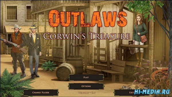 Outlaws: Corwins Treasure (2019) ENG