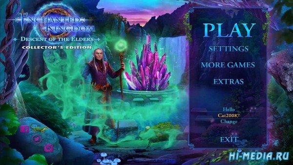 Enchanted Kingdom 5: Descent of the Elders Collectors Edition (2019) ENG