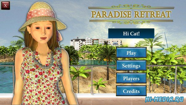 Paradise Retreat (2019) ENG