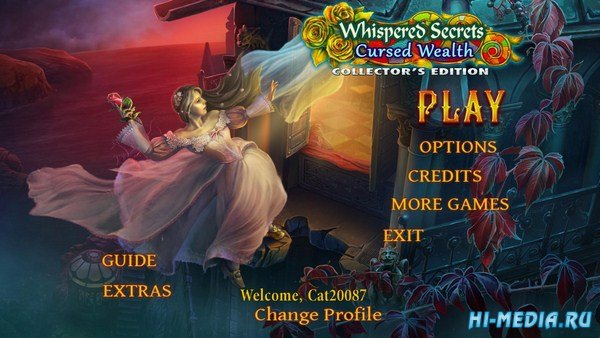 Whispered Secrets 9: Cursed Wealth Collectors Edition (2019) ENG
