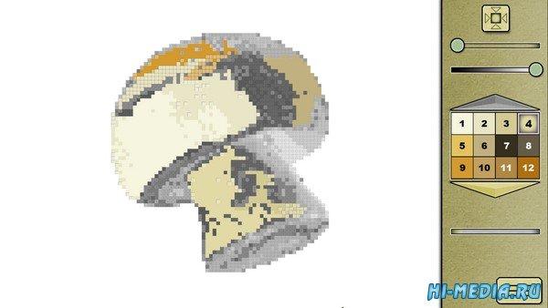 Pixel Art 7 (2019) RUS