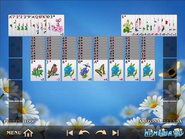 Summertime Solitaire (2018) ENG
