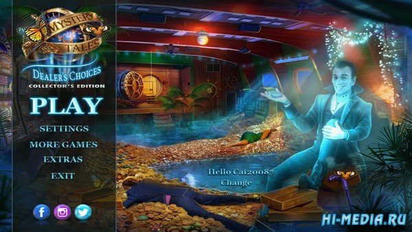 Mystery Tales 11: Dealer's Choices Collector's Edition (2019) ENG