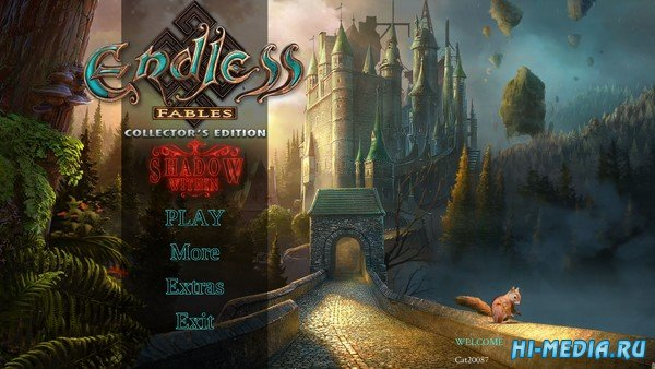 Endless Fables 4: Shadow Within Collectors Edition (2019) ENG