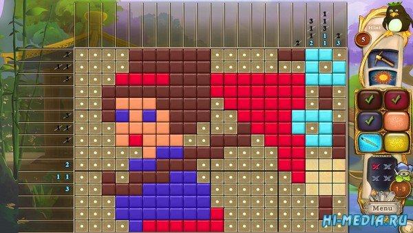 Fantasy Mosaics 34: Zen Garden (2019) ENG