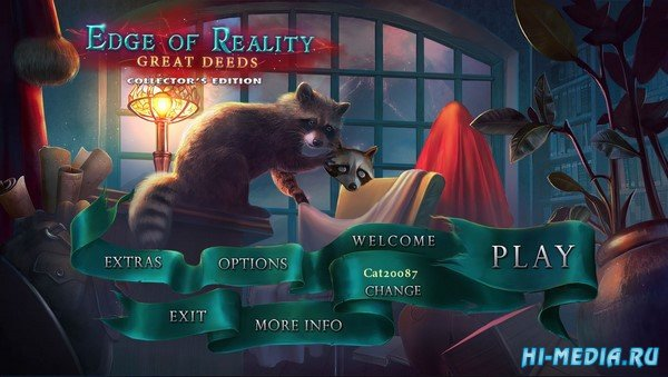 Edge of Reality 5: Great Deeds Collectors Edition (2019) ENG