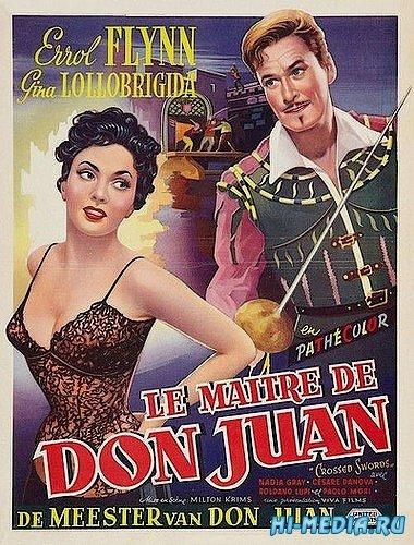 Учитель Дон Жуана / Il maestro di Don Giovanni (1954) DVDRip