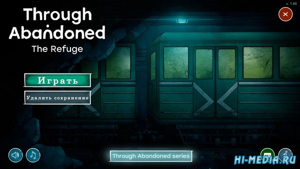 Through Abandoned 3: The Refug (2019) RUS