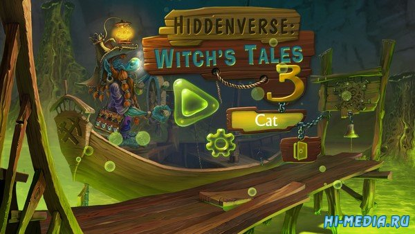 Hiddenverse: Witch's Tales 3 (2019) ENG