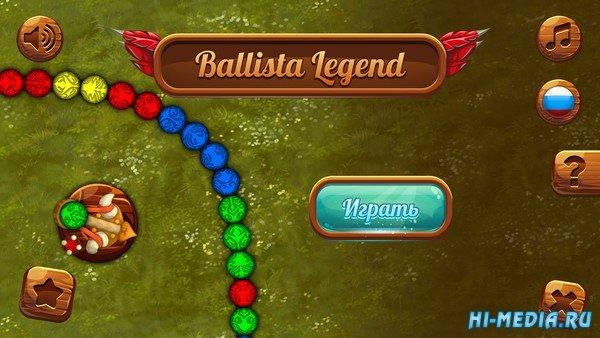Ballista Legend (2019) RUS