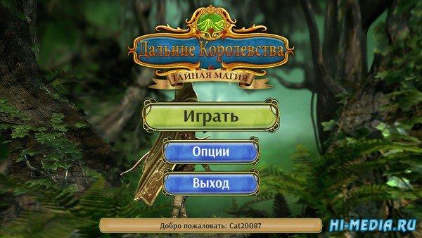 Дальние королевства: Тайная магия (2019) RUS