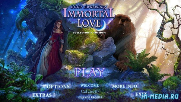 Immortal Love 6: Bitter Awakening Collectors Edition (2019) ENG