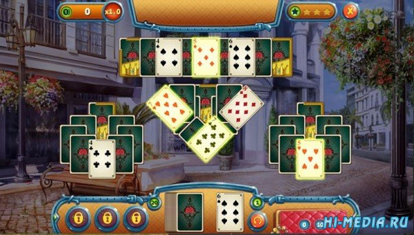 Solitaire Detective 2: Accidental Witness (2019) ENG