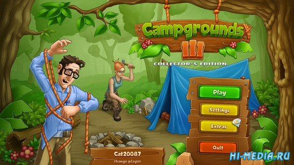 Campgrounds III Collector's Edition (2019) ENG