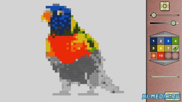 Pixel Art 8 (2019) RUS