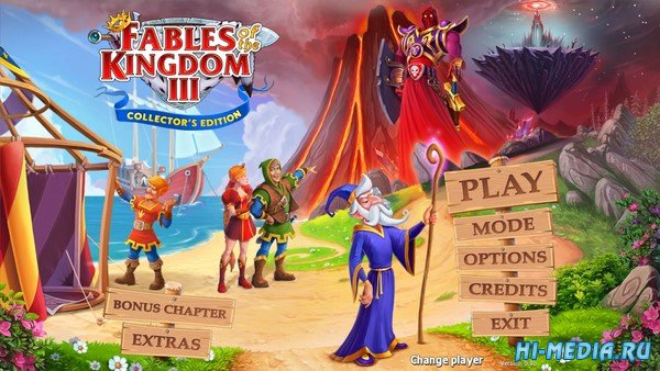 Fables of the Kingdom 3 Collectors Edition (2019) RUS