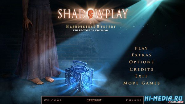 Shadowplay 4: Harrowstead Mystery Collectors Edition (2019) ENG