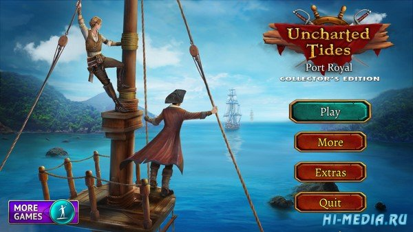 Uncharted Tides: Port Royal Collectors Edition (2019) ENG