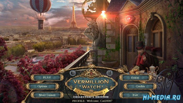 Vermillion Watch 6: Parisian Pursuit Collectors Edition (2019) ENG
