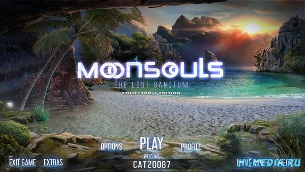 Moonsouls 2: The Lost Sanctum Collectors Edition (2019) ENG
