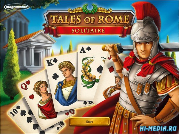 Tales of Rome Solitaire (2019) ENG