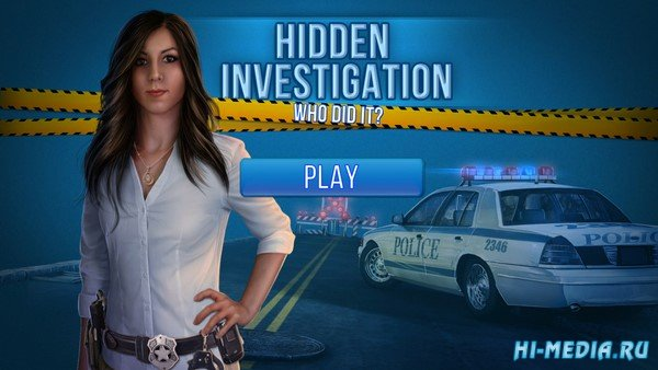 Hidden Investigation: Who Did It? (2019) ENG