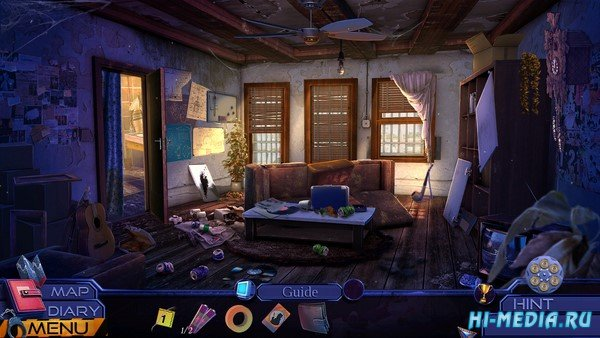 Ghost Files 2: Memory of a Crime Collectors Edition (2019) ENG