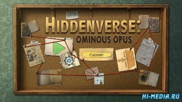 Hiddenverse 3: Ominous Opus (2019) ENG