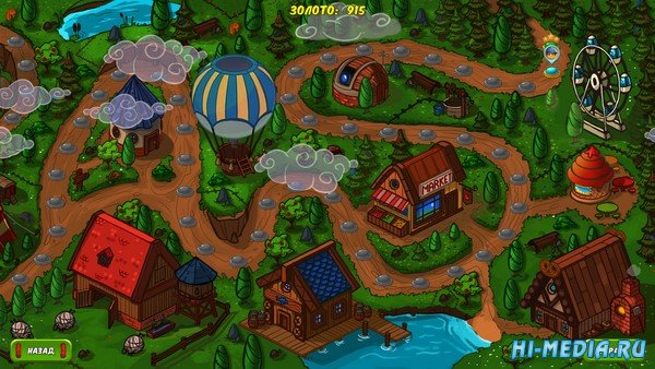 Button Tales 2: Way Home (2019) RUS