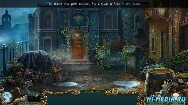 Haunted Legends 15: The Scars of Lamia Collectors Edition (2019) ENG