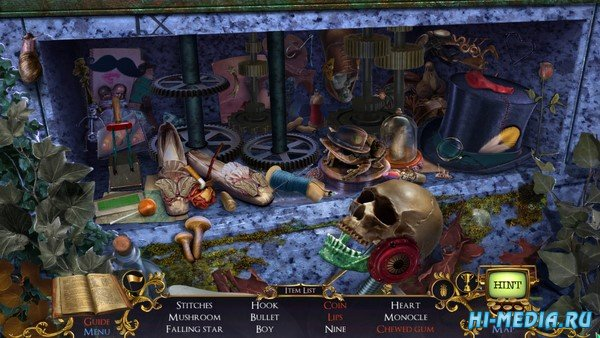 Mystery Case Files 19: Moths to a Flame Collectors Edition (2019) ENG