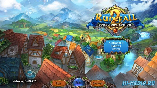 Runefall 2 Collector's Edition (2019) ENG