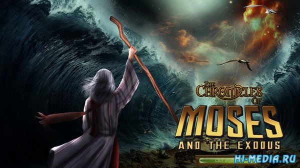 The Chronicles of Moses and the Exodus (2019) ENG