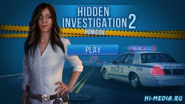 Hidden Investigation 2: Homicide (2019) ENG