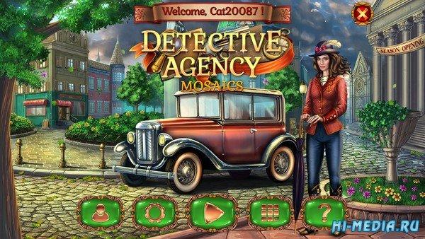 Detective Agency Mosaics (2019) ENG