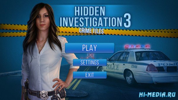 Hidden Investigation 3: Crime Files (2019) ENG