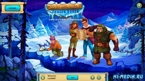 Lost Artifacts 5: Frozen Queen Collectors Edition (2019) ENG